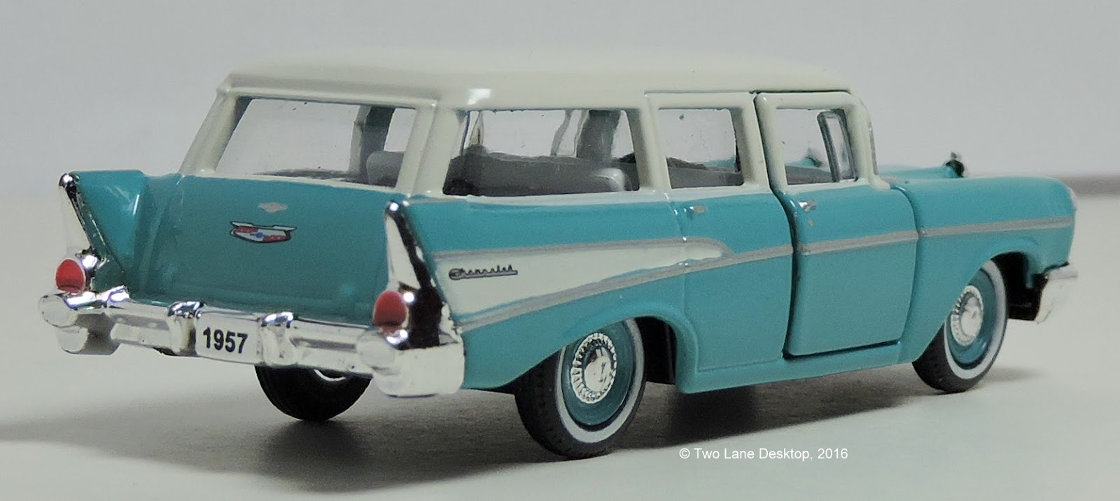 M2 Machines 1957 Chevy 210 Beauville Wagon Two Lane Desktop Station Now They Have Answered With A But Not The Typical And Rare Nomad That Everyone Else Has One This Is More
