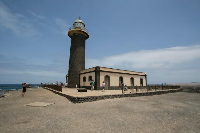 Faro de Jandìa-Fuerteventura