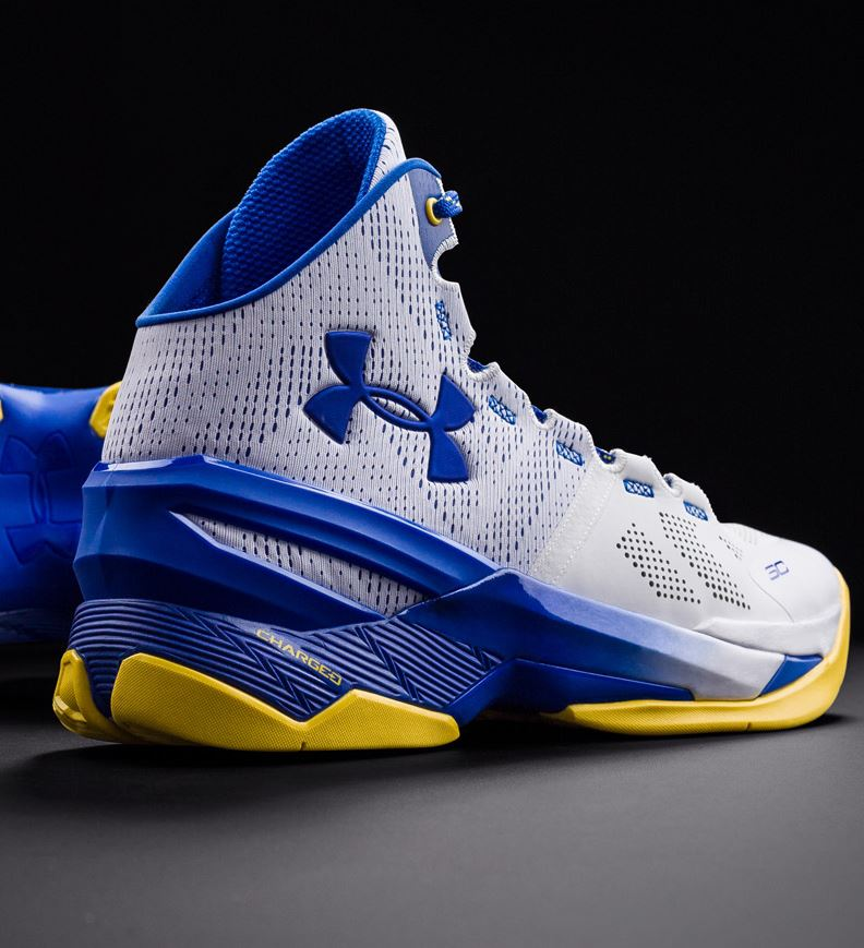 purchase cheap 36b14 8ed7d THE SNEAKER ADDICT: Under Armour Steph Curry 2 'Dub Nation ...