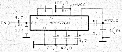 wiring diagram for car: Good Quality Sound Amplifier Circuit