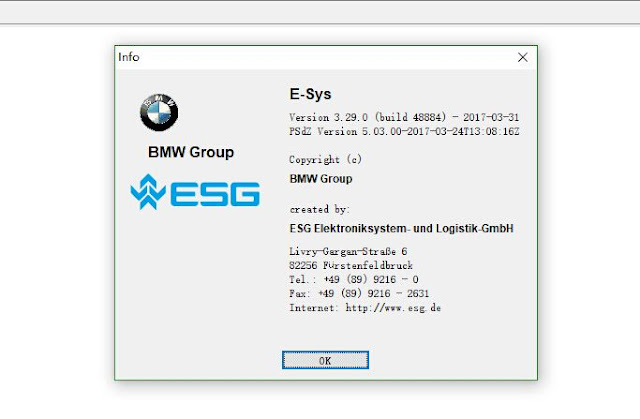 BMW E-SYS 3 29 0 Psdzdata 3 61 5 MEGA Download by obd365 on DeviantArt