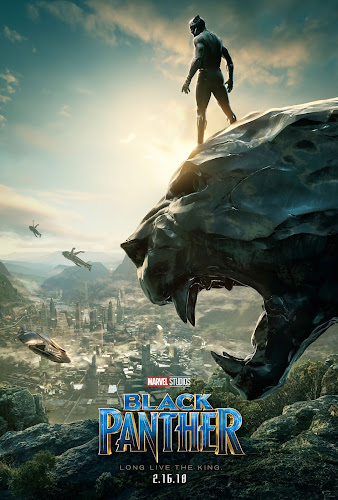 Black Panther (BRRip 720p Dual Latino / Ingles) (2018)