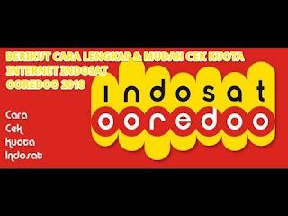 Internet menjadi kebutuhan penting bagi semua orang Cara Cek Kuota Indosat Yellow Terbaru 2019