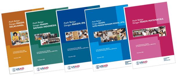 Buku Asyik Belajar dengan PAKEM untuk SD-MI dan SMP-MTs