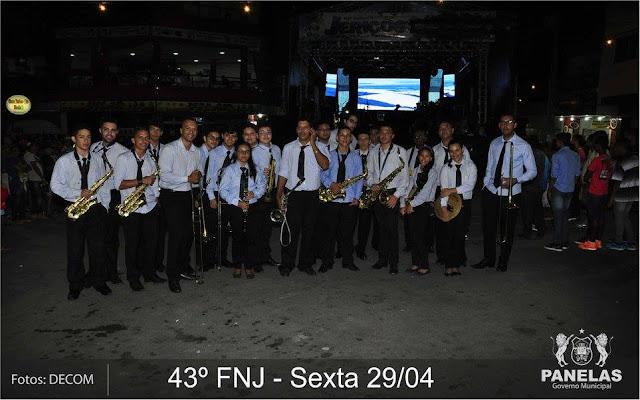 Banda Mariano de Assis - Festival Nacional de Jericos 2016