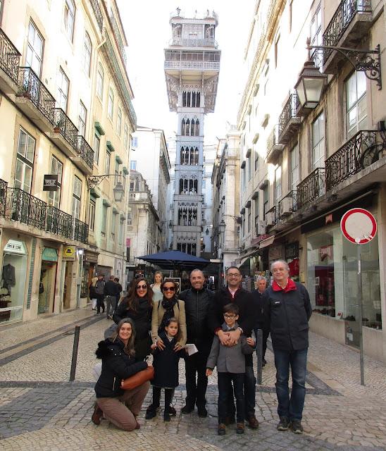 a passear por Lisboa
