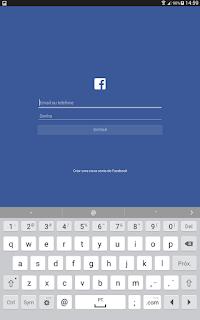 Como fazer login no Facebook pelo celular