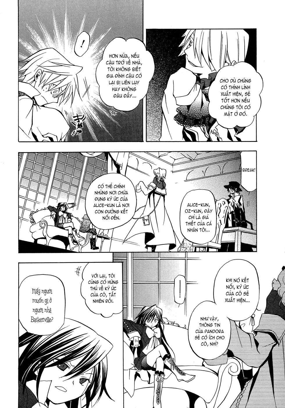 Pandora Hearts chương 004 - retrace: iv rendezvous trang 38