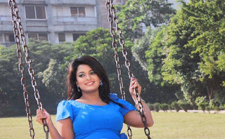 Shampa Hasnine Bangladeshi Actress Cute In Movie