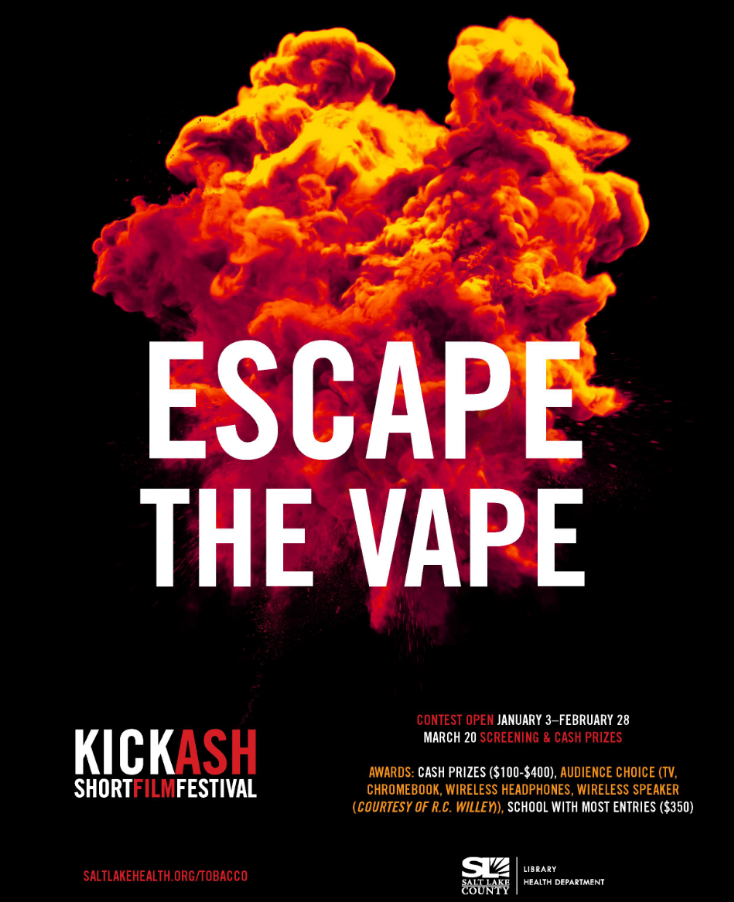 Utah Office of Health Disparities: Short Film Festival: Escape the Vape
