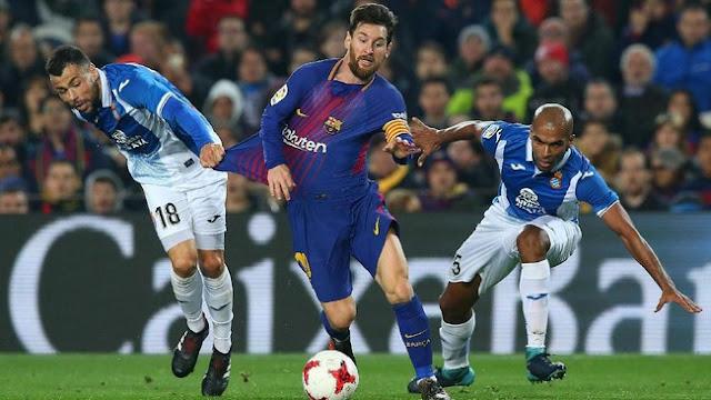 Copa del Rey: Suarez-Messi Antarkan Barca ke Semifinal