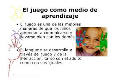 El juego es un derecho del niño / del juego nace la creatividad y el aprendizaje
