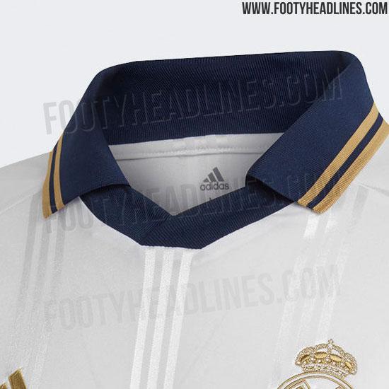official photos 868f2 e5b83 Adidas Real Madrid 19-20 Icon Retro Long-Sleeve Jersey ...