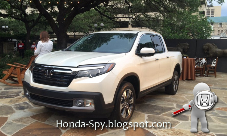 2017 Honda Ridgeline Test Drive Photos Of Towing Hauling