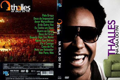 o dvd do thalles roberto na sala do pai