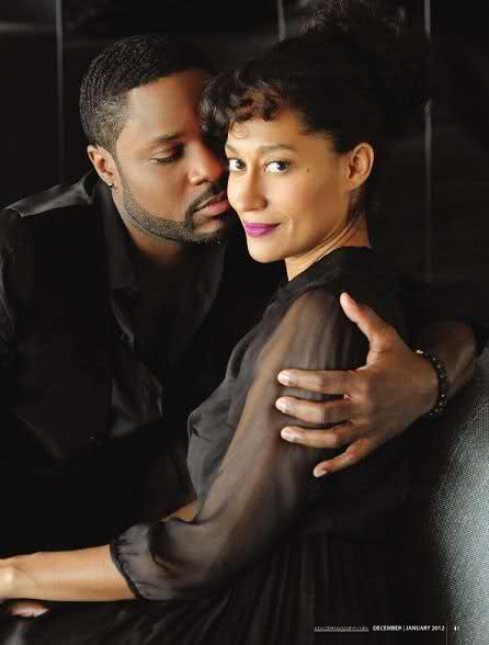 Sober In The Cauldron: Couple Stalking:Malcolm Jamal ...