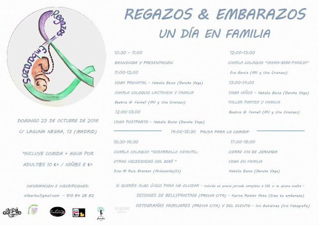 Jornada Regazos&Embarazos