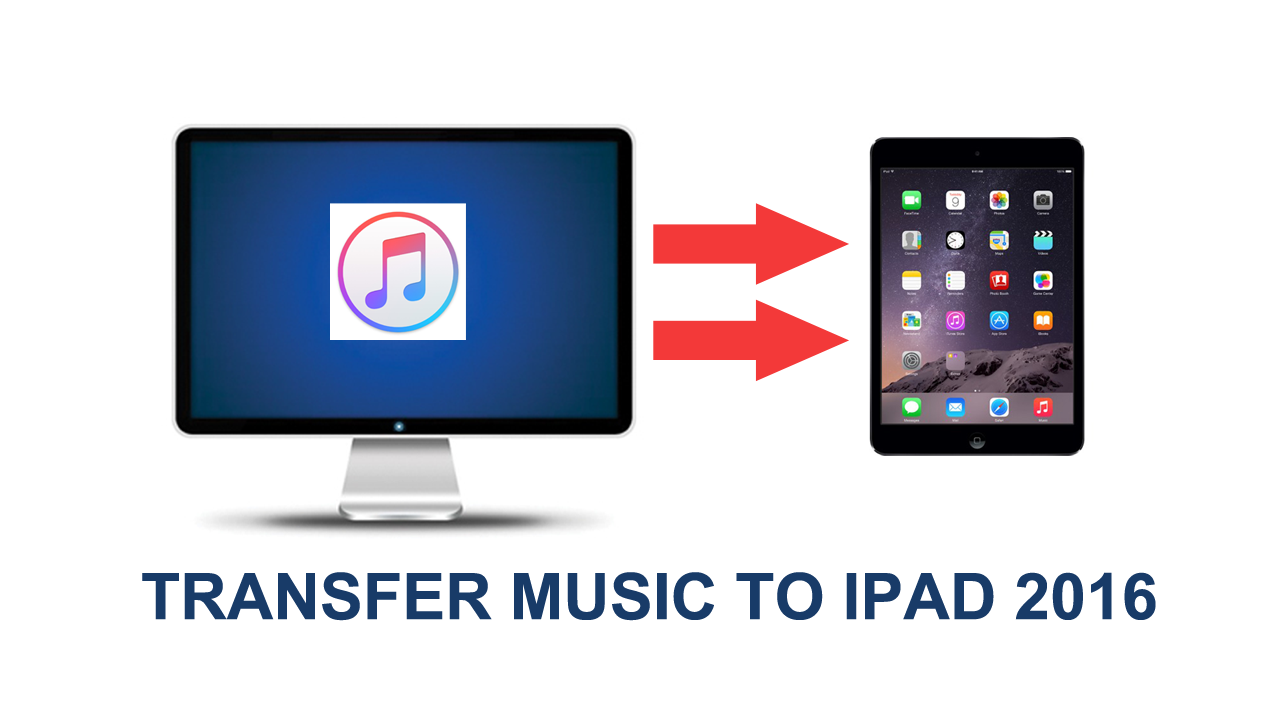 how to get my music from itunes to ipad