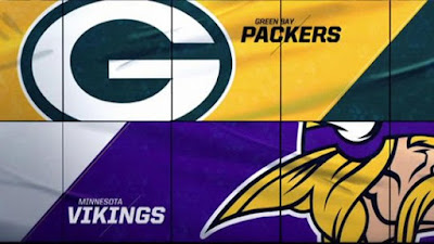 NFL : Vikings-Packers in NFC North Playoff Battle