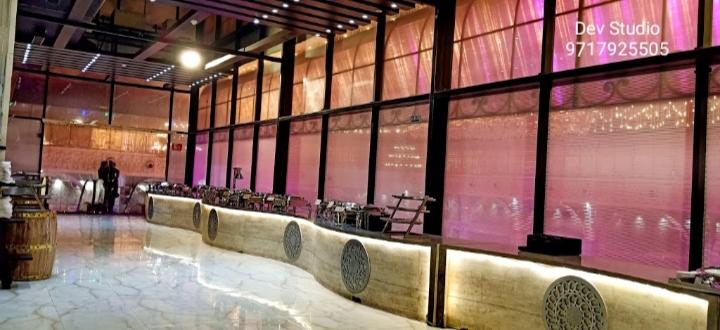 banquet hall east delhi
