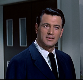 Classic Film And Tv Cafe The Five Best Rock Hudson Performances