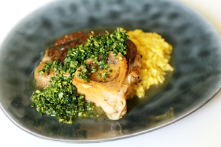 Ossobuco, risotto milanese, Gremolata | Arthurs Tochter Kocht by Astrid Paul