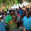Waziri AWESO 'Alivyomsweka' Ndani Mkandarasi Geita.