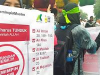 Aksi 112 Dzikir & Tausiyah Nasional dalam Gambar