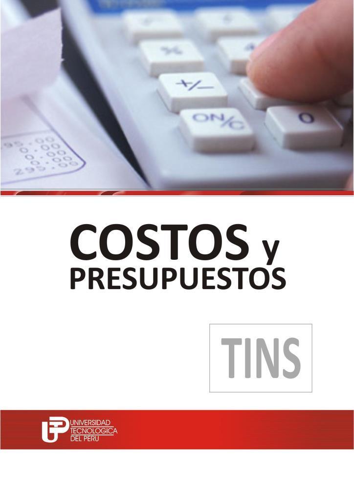 Costos y presupuestos – UTP