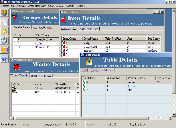 Restaurant Management System VB Project Code - Free Final