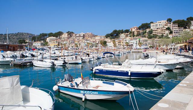 Puerto Sóller (Mallorca).