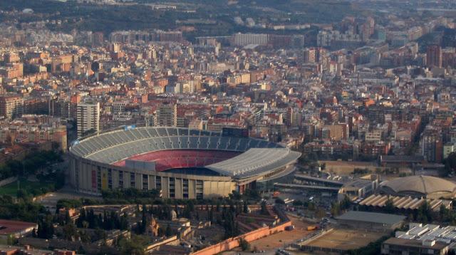 Analizando Cursa Barça 2017 - Fira del corredor