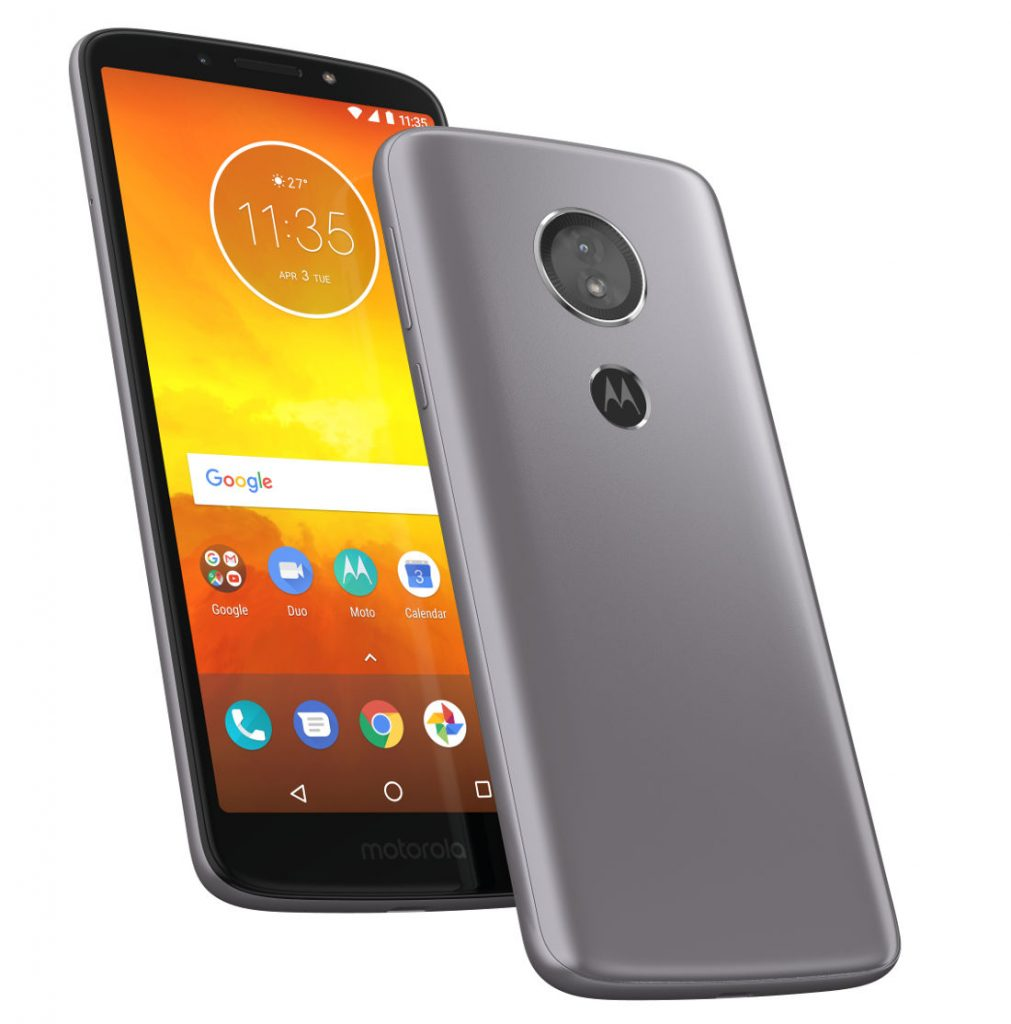 Moto E5 and Moto E5 Plus with 18:9 Max Vision display launched in India
