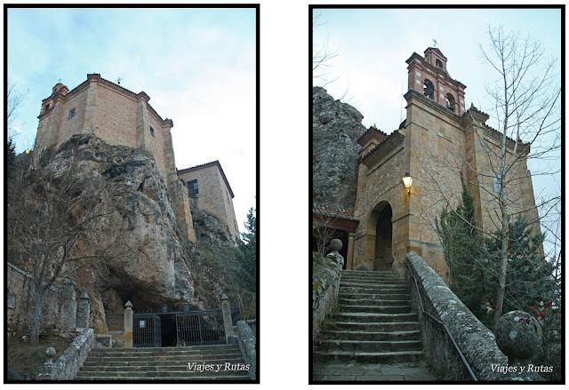 Ermita de San Saturio, Soria