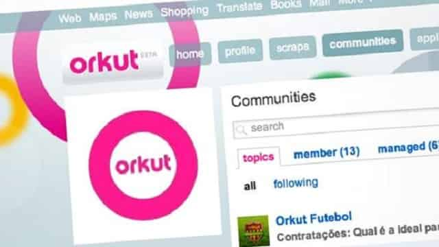 Orkut, lembra dele? Salve suas fotos