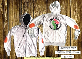 Supplier Sweater Palestina Murah