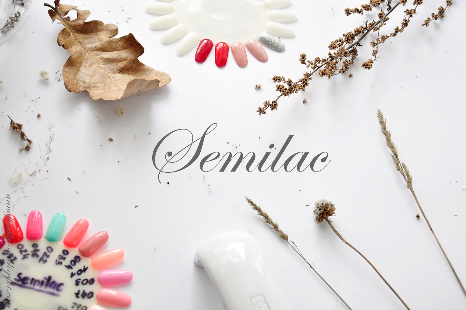 lakiery hybrydowe, semilac,