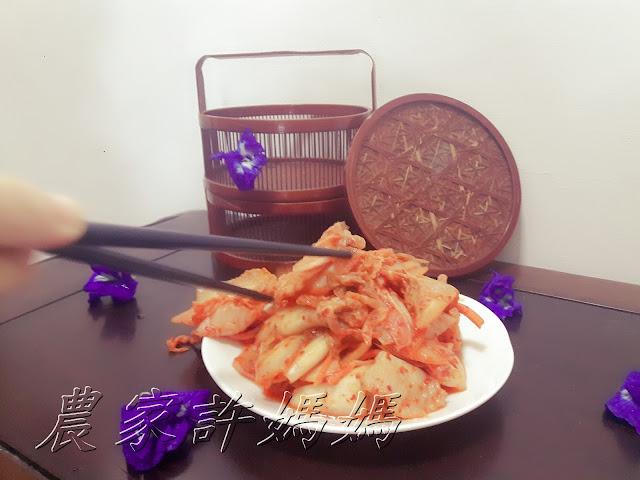 非吃不可韓式美食韓式冷麵-許媽媽韓國泡菜
