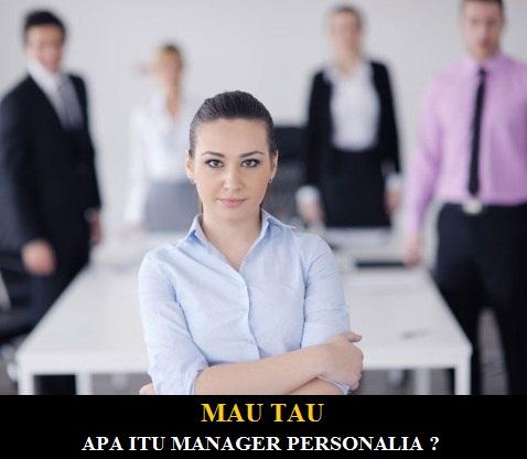 Manajer Personalia