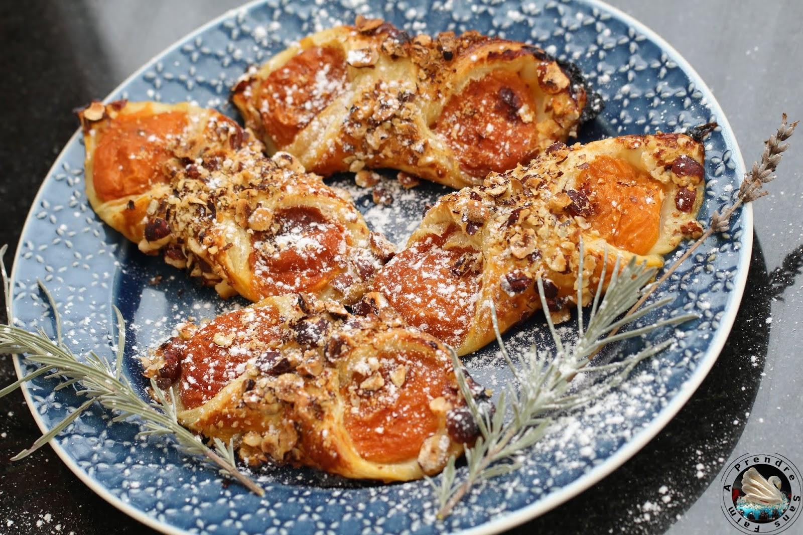 Oreillons abricots noisettes