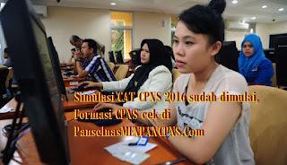 info jadwal CPNS 2016