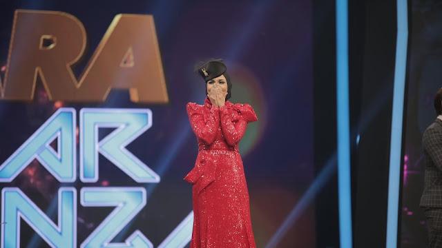 Markah dan Kedudukan Final Gegar Vaganza 2018