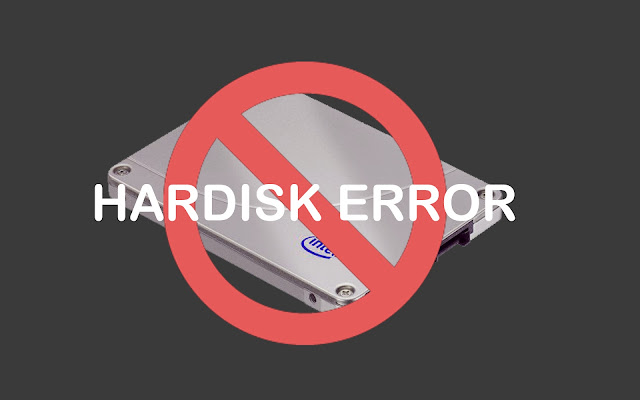 harddisk pc, memperbaiki harddisk bad sector, cara cek harddisk bad sector