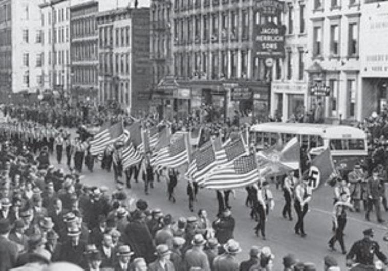 30 October 1939 worldwartwo.filminspector.com German American Bund New York City