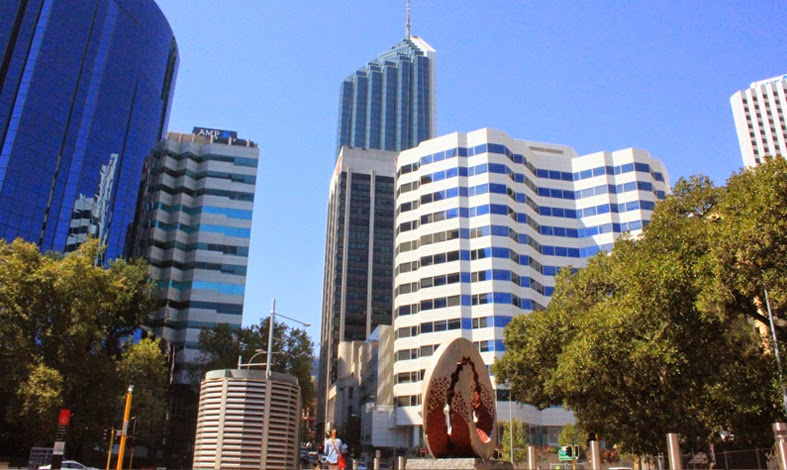 AmiexExchange 12: Perth Day 3 - Perth City!