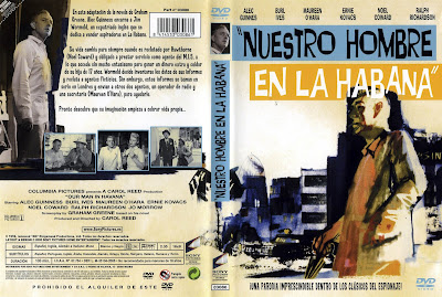 Nuestro hombre en La Habana (1959) Descargar y ver Online Gratis