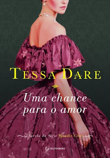 Romantic Girl: Tessa Dare - Lord Dashwood Missed Out