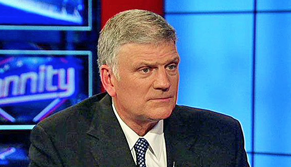 Muslims try to ban Franklin Graham from speaking
