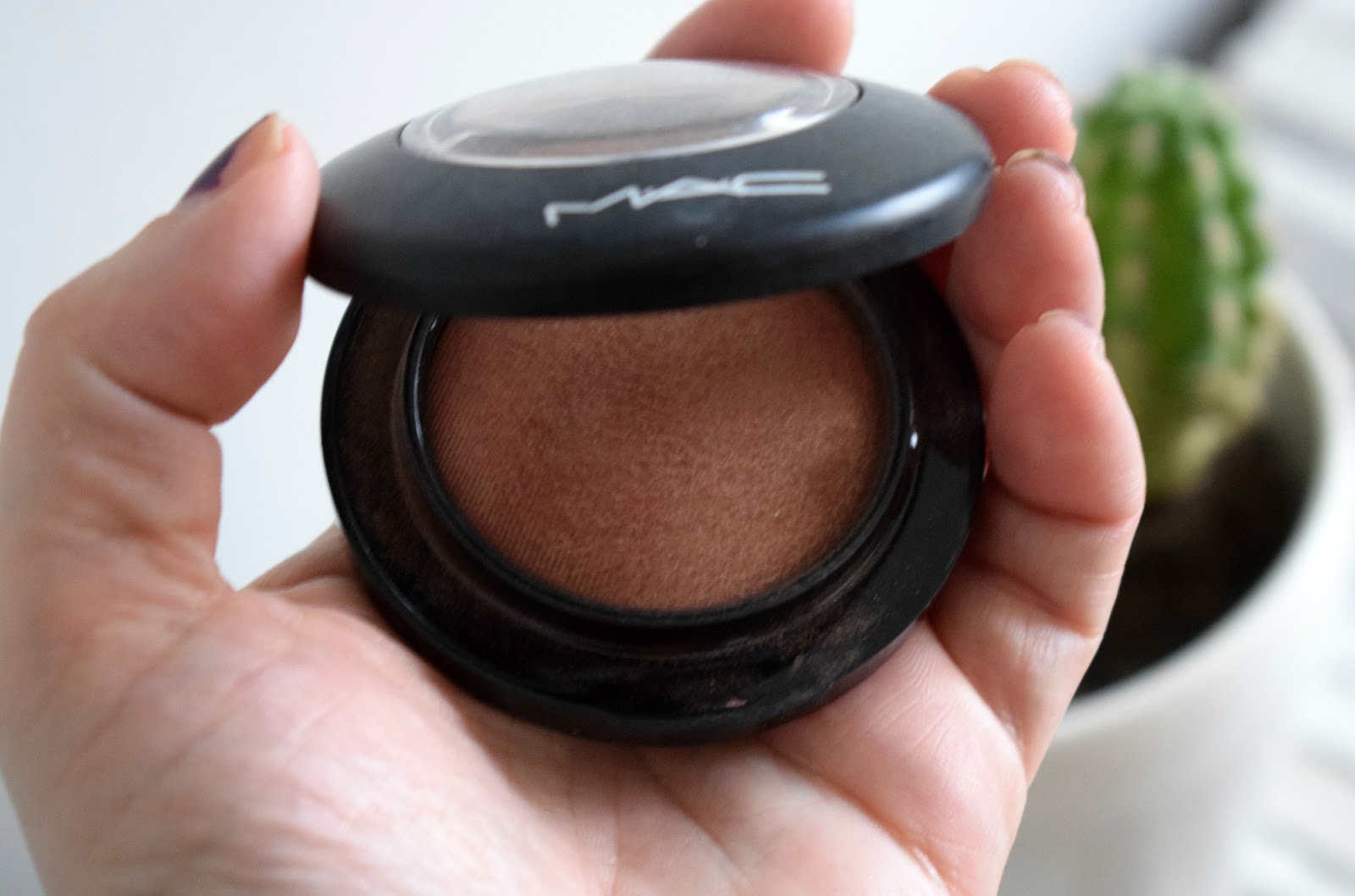 Mac lovejoy mineralized blush