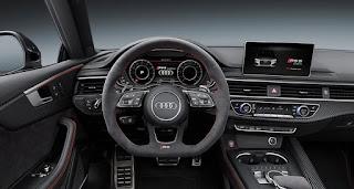 صور سياره أودي RS5 كوبيه 2018 من الداخل